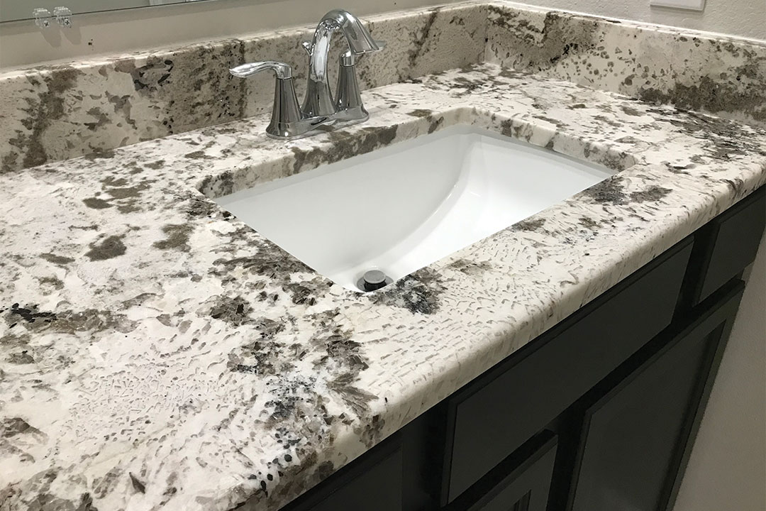 how to add value to your bathroom, guest bathroom counters after